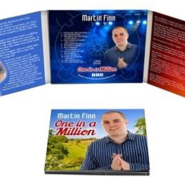 Martin Finn CD